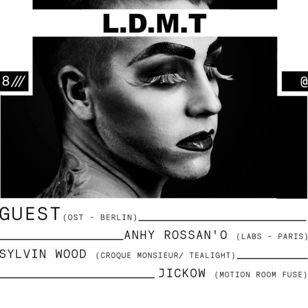 LDMT #HybridQueerParty by Lab's