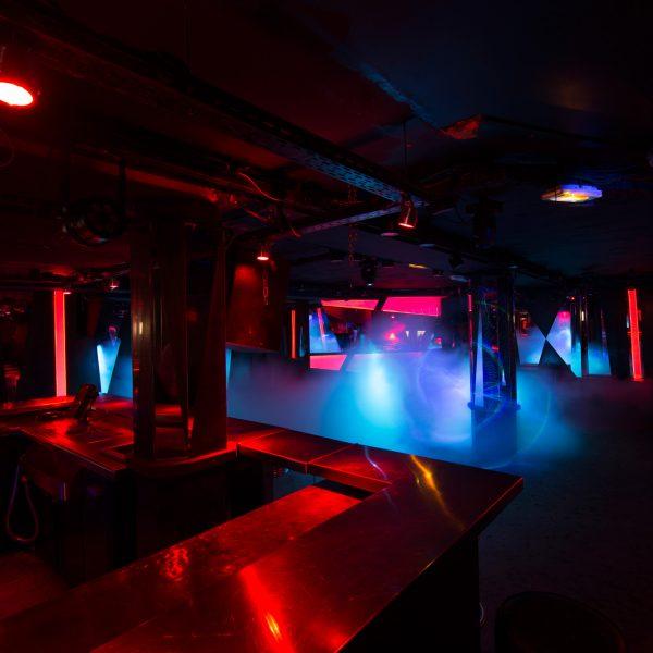 Le Depot – vue interieure club