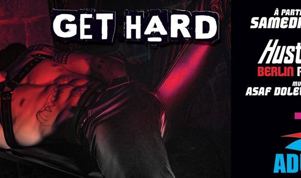 GET HARD : HustlaBall + Adult