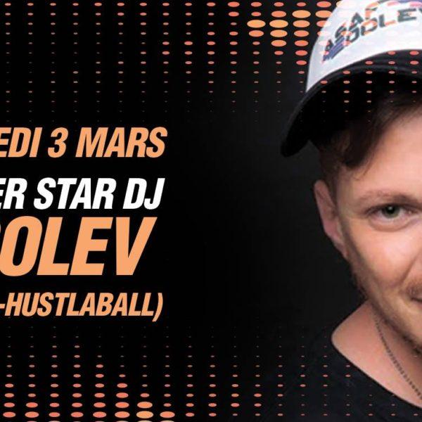 Super Star DJ Asaf Dolev (Tel a Beef)