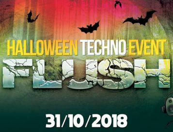 FLUSH | Halloween Techno Event