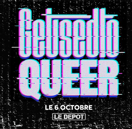 Get Used To QUEER – Expo, Live & DJ sets