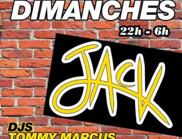 JACK – tous les dimanche