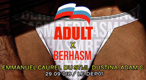 ADULT X Berhasm