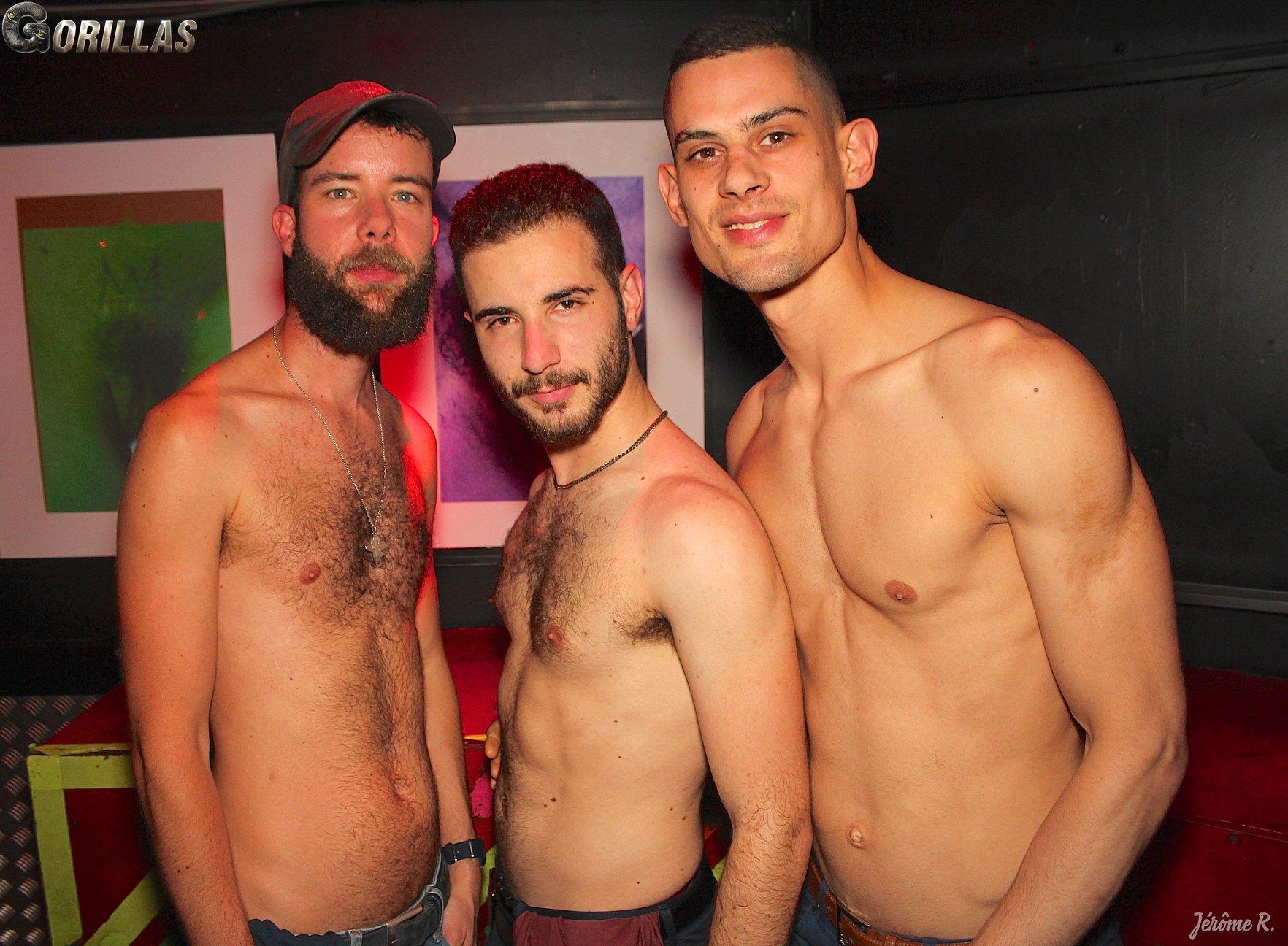Gay Sex Club Paris