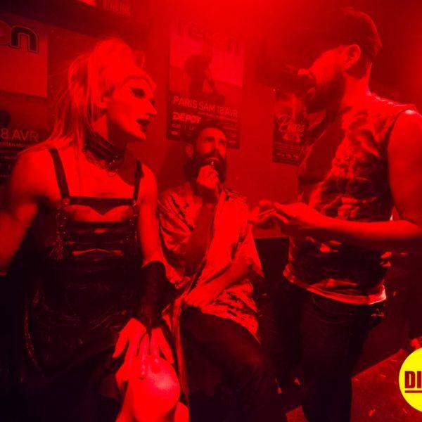 Dissiz Scarlet Envy- Le Depot (1)