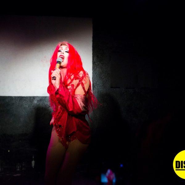 Dissiz Scarlet Envy #jeudibarré